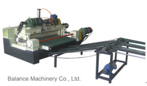 2 in 1 Model Veneer Peeling Machine with Clipper pictures & photos