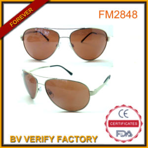 High Quality Yellow Lens Metal Eyewear with Competitive Price pictures & photos