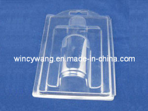 Clear Blister Pack for Bottle or Cosmetic