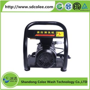 Electric Exterior Wall High Pressure Water Cleaning Machine