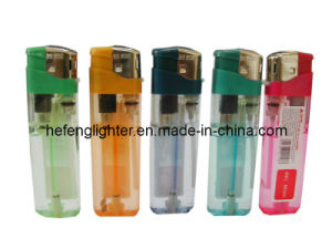 Electronic Gas Lighter Refillable