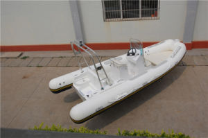 Rigid Inflatable Boat Zb-580