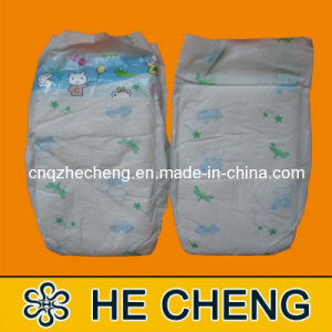 Cute Disposable Baby Diaper with Wetness Indicator pictures & photos