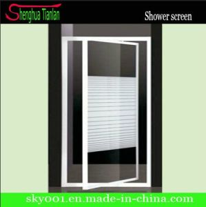New Style Good Price Simple Stripe Glass Fiberglass Enclosure (TL-408) pictures & photos