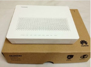 Huawei Hg8342r Gpon ONU SIP, English Software with WiFi