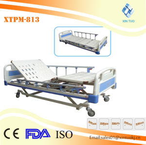 Government Project Cases Ce Approvel Electronic ICU and Patient Bed pictures & photos