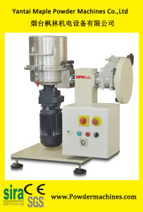 Small Lab Use Cintainer Mixer with Automatic Dust Vacuum