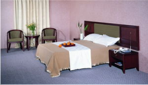 Wooden Hotel Room Furniture F1016