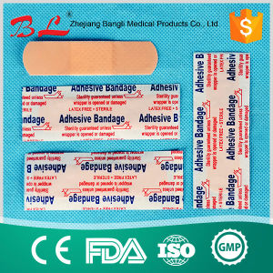 Wound Plaster First Aid Bandage Adhesive Bandage pictures & photos