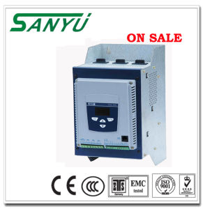 Sanyu Intelligent Online Soft Motor Starters (SJR2-5000) pictures & photos
