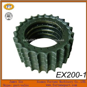 Hitachi Excavator Undercarriage Parts Gear Rim Sprocket pictures & photos