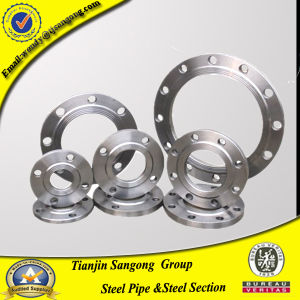 "1/2""-24""ASME B16.5 Threaded Flange pictures & photos"