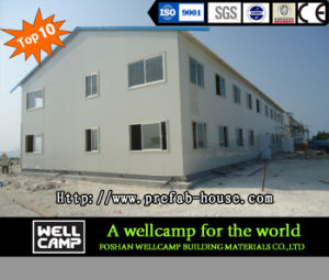 Wellcamp Fast-Built Steel Warehouse Steel Structure Building pictures & photos