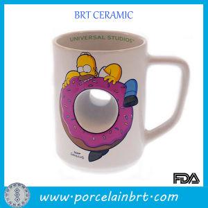 5c203d6afe5 China Special Coffee Mugs Ceramic Donut Mug - China Hole Mug, Coffee Mug