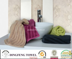 2014 New Pure Nature Bamboo Fiber Towel Df-8519 pictures & photos