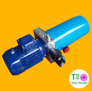 4-9 Tons Capacity Lifting Pressure Hydraulic Power Pack