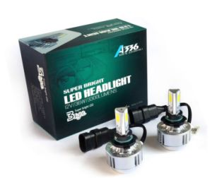 All in One COB 36W H4 3s LED Headlight pictures & photos