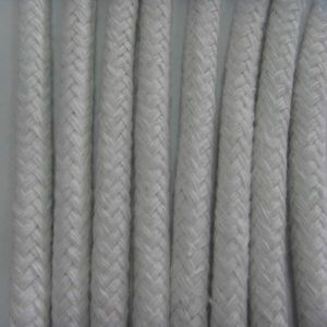 Factory White Waxed Cotton Rope pictures & photos