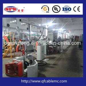 Chemical Foam Extrusion Machine Extruder Extruding Equipment for Wire and Cable pictures & photos