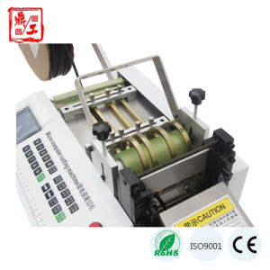 High Speed Stickers Hot Cold Cutting Tool Slicer Machine pictures & photos