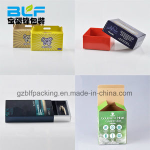 Custom Packaging Cosmetic Paper Boxes Design (BLF-PBO067) pictures & photos