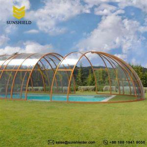 Resort Pool Enclosures Dome