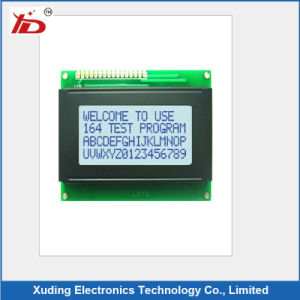 FSTN Cog Monochrome Graphic Industrial Control LCD Display 128*64 Graphic LCM pictures & photos