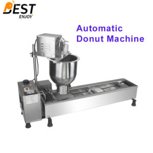 450PCS//H Commercial Electric Automatic Cake Donuts Maker Doughnuts Machine Fryer