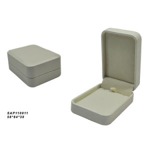 Pure Color Suede Cloth Jewelry Box Ring