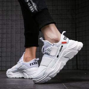 Men, Fashion Men White Sneakers Men