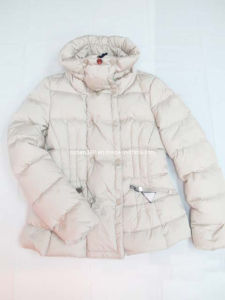2012 Newest Design Ladies Winter Down Jacket