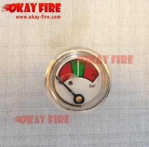 Diaphragm Pressure Gauge, Fire Control Products (OK012-008)
