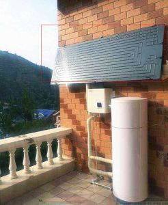 Solar Panel Roll Bond Solar Panel Evaporator (EVP-05)