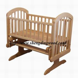 China Wooden Baby Cradle Swing Bc-020 - China Baby Cradle 31a3d6fb6