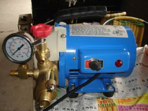 Electic Pressure Testing Pump Series pictures & photos