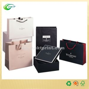 Luxury Customized Gift Bags (CKT-PB-365)