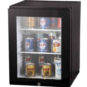 Xc 60ba Electric Glass Door Mini Refrigerator Key Lock