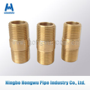 Brass Male Fitting for Pipe