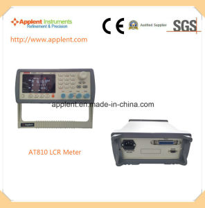 Digital Lcr Meter with Frequency Range 100Hz-10kHz (AT810) pictures & photos