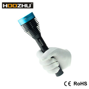 Hoozhu Diving Light with 1000 Lm LED Flashlight Torch