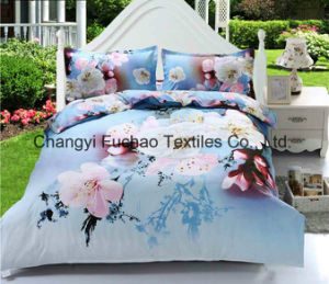 a626f1d7c9 China Suppliers King Size Poly/Cotton Material 3D Printed Bedding Set