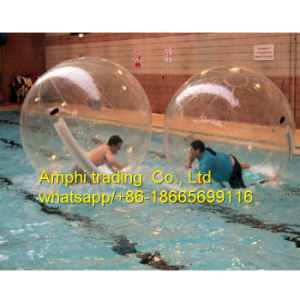 Inflatable Walking Ball/2m Water Hamster Ball/Walk on Water Plastic Ball