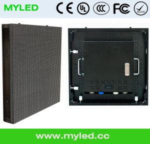 HD P4, P7.62, P10.4, P12.5, SMD Full Color Rental LED Display Screen / Indoor LED Video Display / P4 LED Video Wall