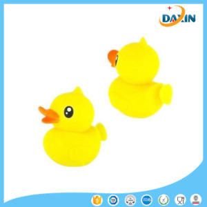 Cute Cartoon Yellow Duck Shape Silicone Sucker Mobile Phone Holder