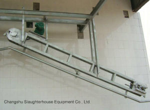 Cattle & Sheep Lift-Slaughtering Line pictures & photos