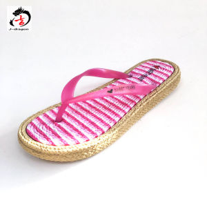 Two Color MD Slipper for Woman