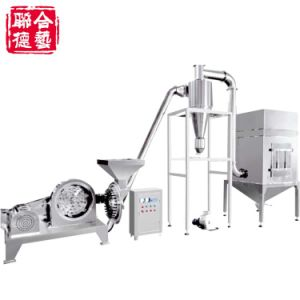 40b-XL Dust Collecting Crushing Set with Continuous Discharge