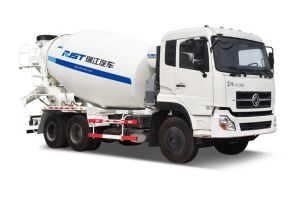 9m3 Dongfeng Concrete Mixer Truck / Cement Mixer