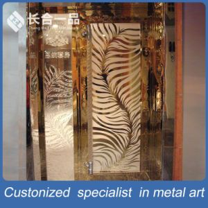 Manufacture High-End Customized Stainless Steel Exterior Door for KTV pictures & photos
