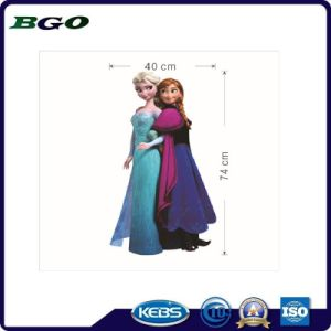 Frozen Sisters 3D Removable Wall Stickers pictures & photos